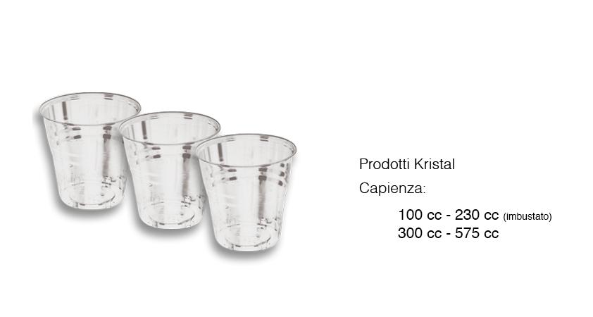 Bicchieri-Kristal